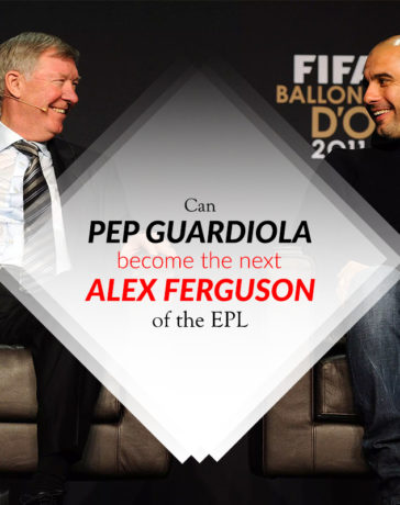 Can Pep Guardiola become the next Alex Ferguson of the EPL