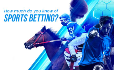 How much do you know of sports betting?